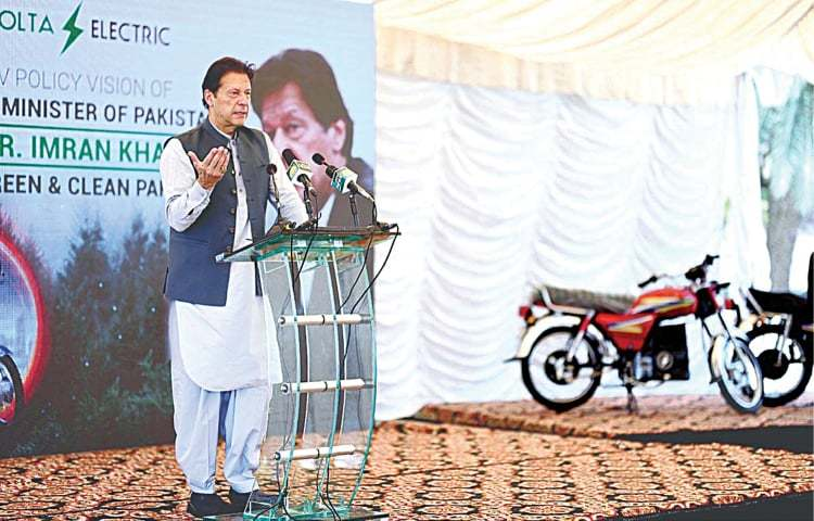 Pakistan's-first-locally-assembled-Electric-bike-carmandee