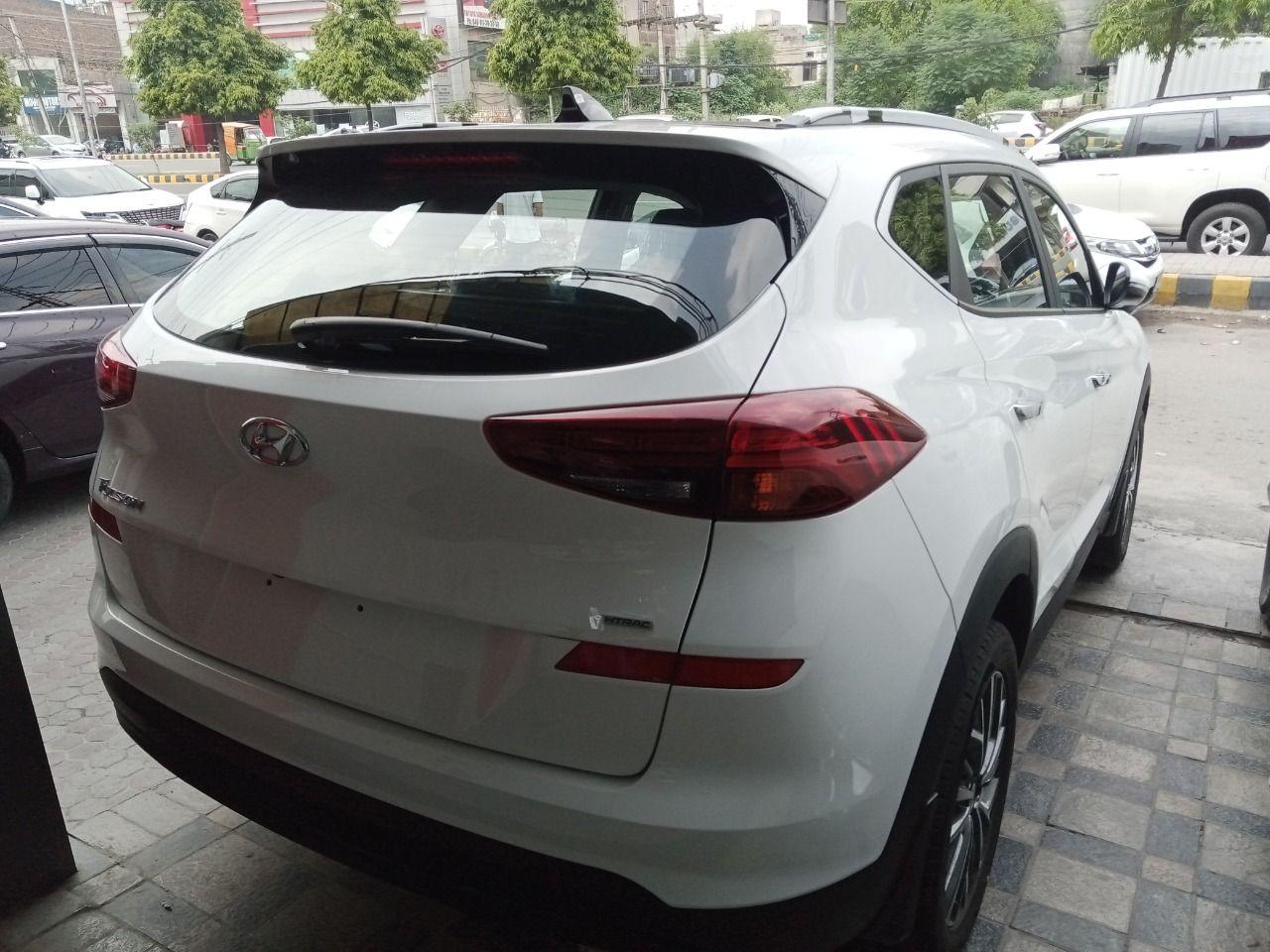 Hyundai Tucson - Exterior